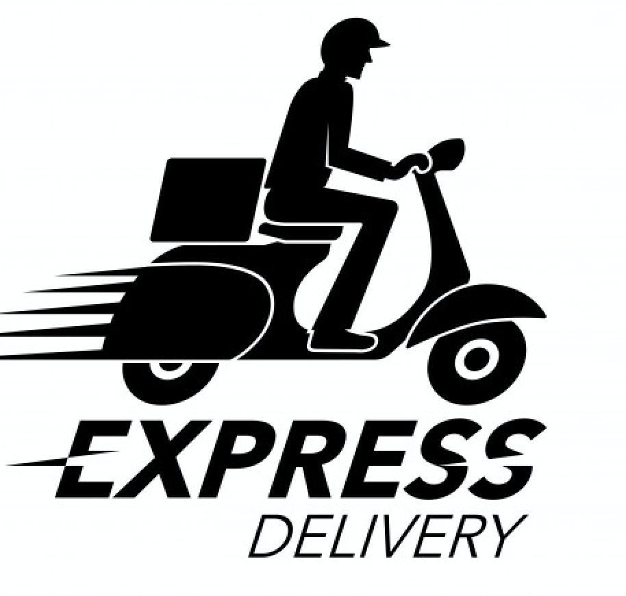 Express Produktion/Versand